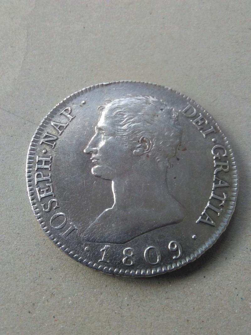 8 reales 1809. José Napoleón. Madrid Img_2062
