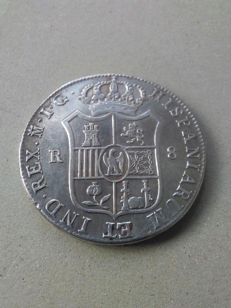 8 reales 1809. José Napoleón. Madrid Img_2063