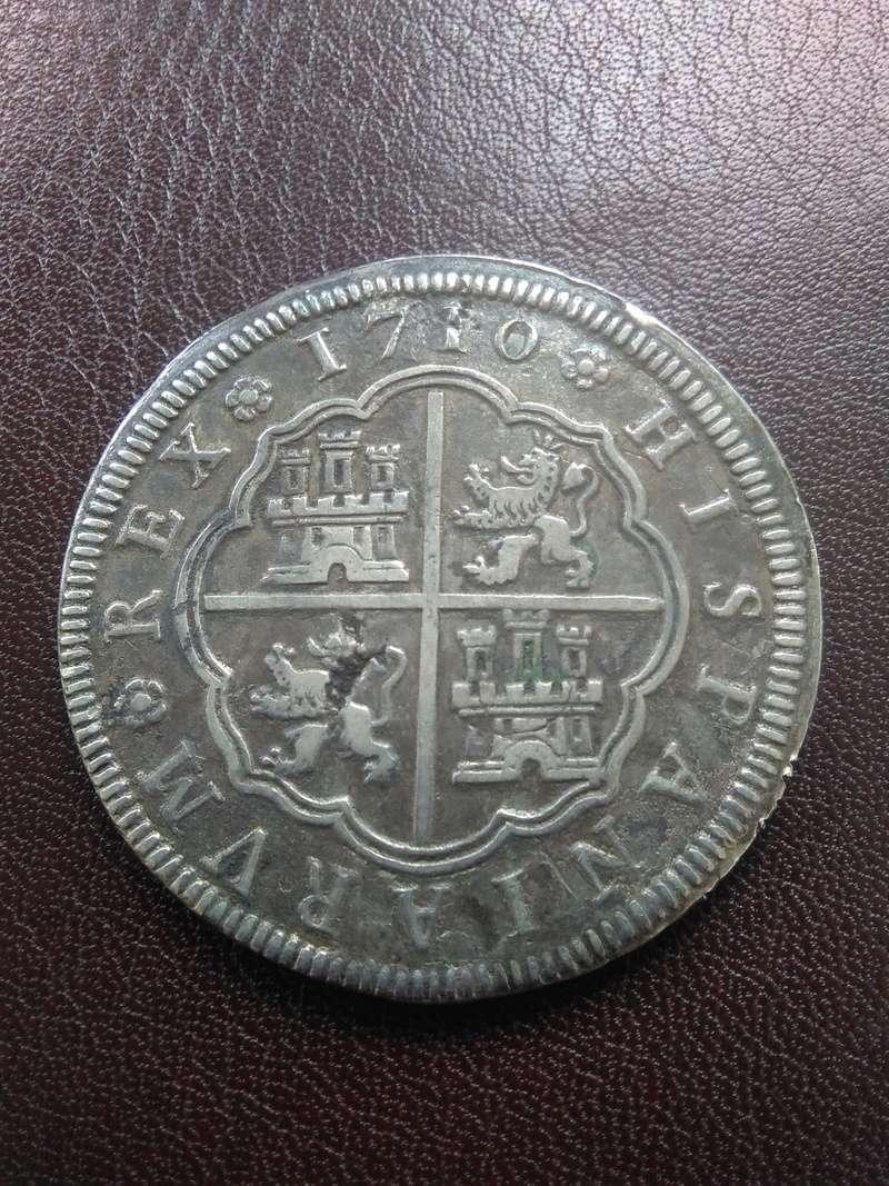 8 reales Felipe V, ceca de Madrid, 1710.  Img_2065