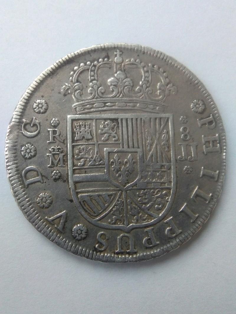 8 reales de Madrid, 1729, de Felipe V Img_2066