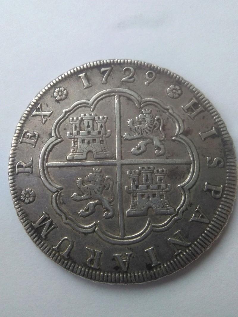 8 reales de Madrid, 1729, de Felipe V Img_2067