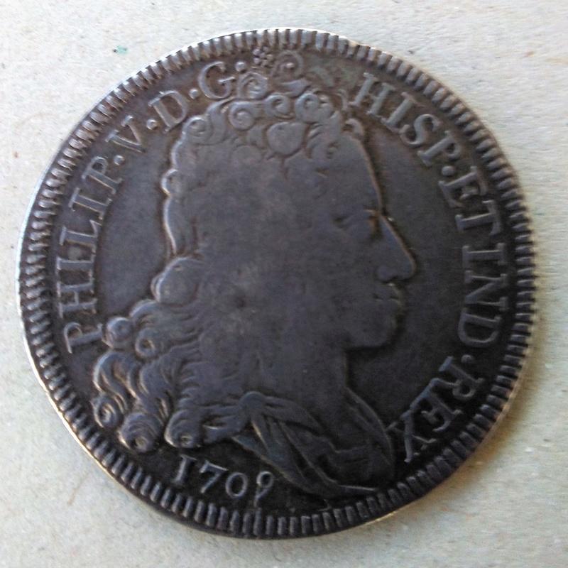 4 reales de Felipe V, Madrid 1709 Img_2085