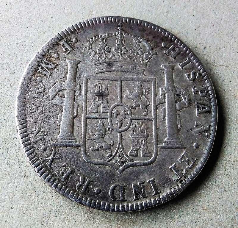 8 reales  Carlos III, ceca de México, 1772. Img_2103