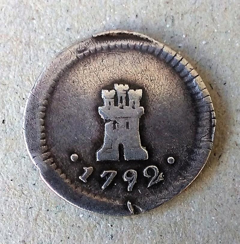 1/4 de real 1792. Carlos IV. Sin marca de ceca. Img_2125