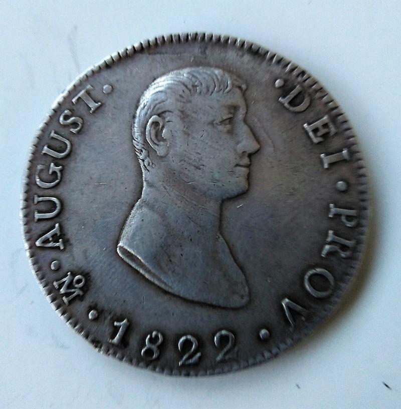 méxico - Monedas de 8 reales y 1 peso de México desde la Independencia. Img_2148