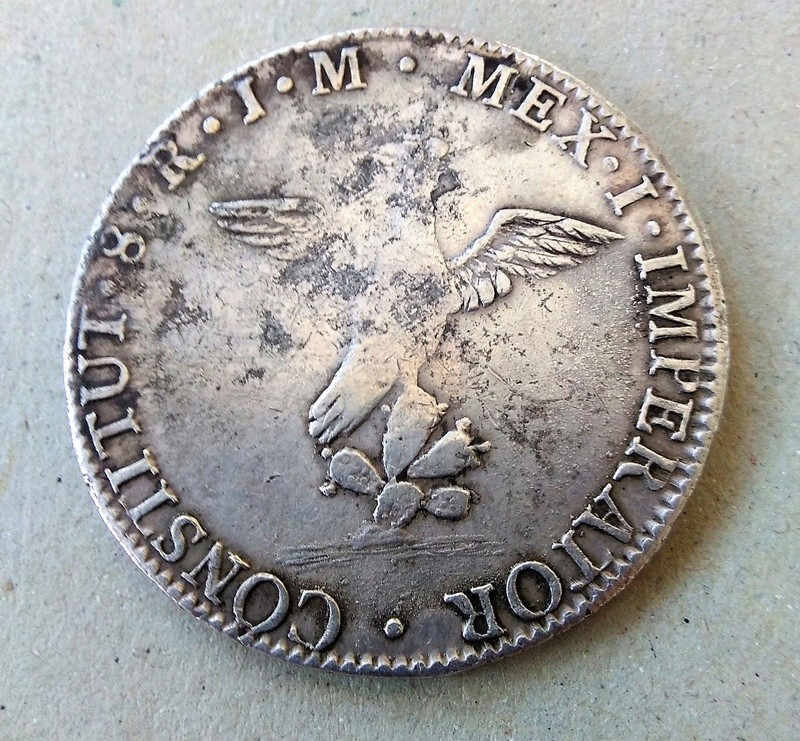 méxico - Monedas de 8 reales y 1 peso de México desde la Independencia. Img_2149