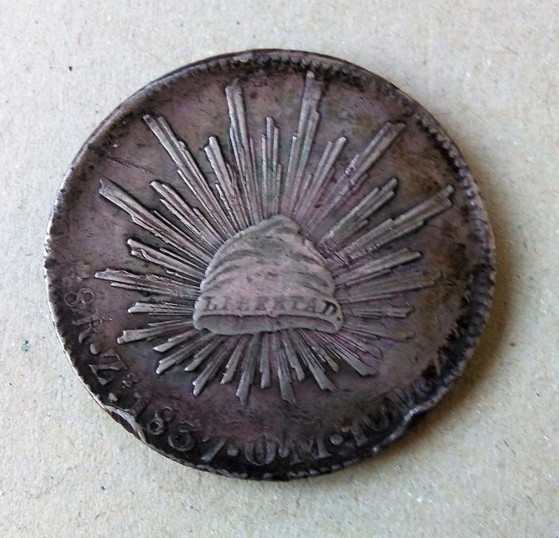 méxico - Monedas de 8 reales y 1 peso de México desde la Independencia. Img_2150