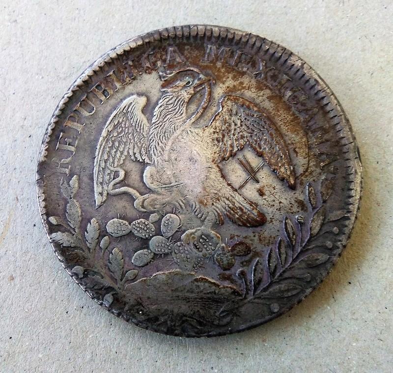 méxico - Monedas de 8 reales y 1 peso de México desde la Independencia. Img_2151