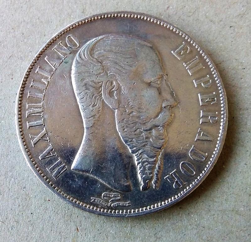 méxico - Monedas de 8 reales y 1 peso de México desde la Independencia. Img_2152