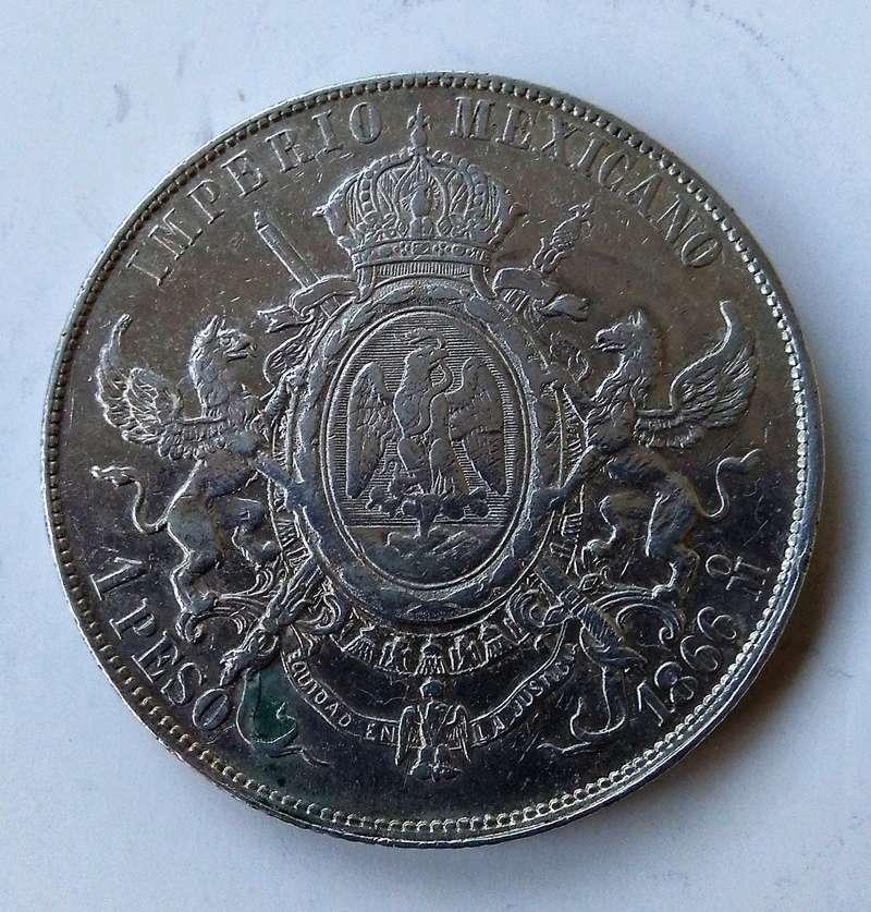 méxico - Monedas de 8 reales y 1 peso de México desde la Independencia. Img_2153