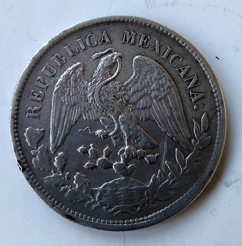 méxico - Monedas de 8 reales y 1 peso de México desde la Independencia. Img_2157