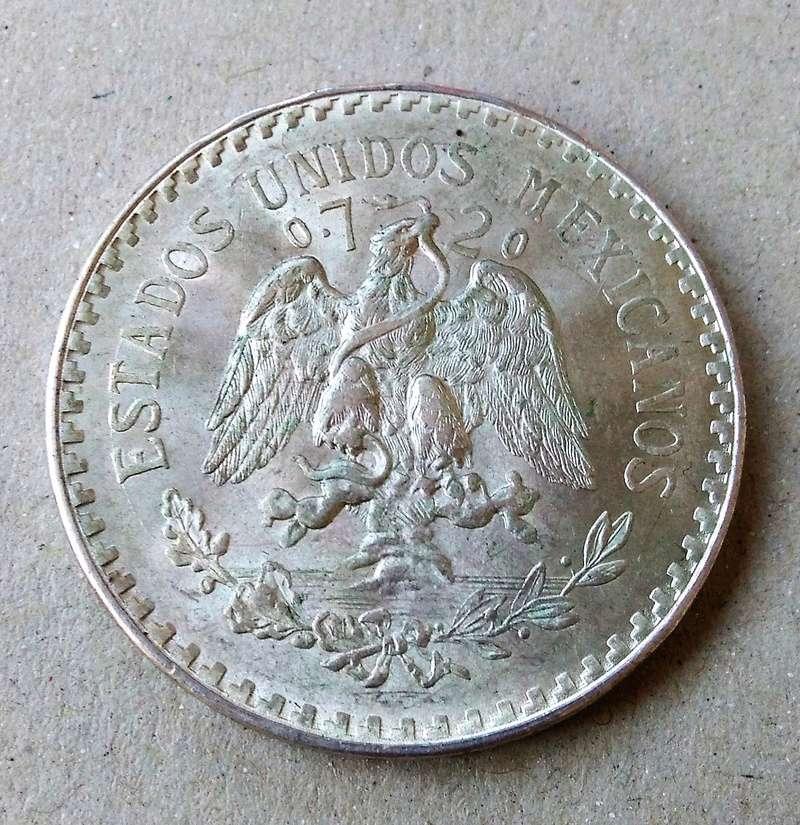 méxico - Monedas de 8 reales y 1 peso de México desde la Independencia. Img_2161