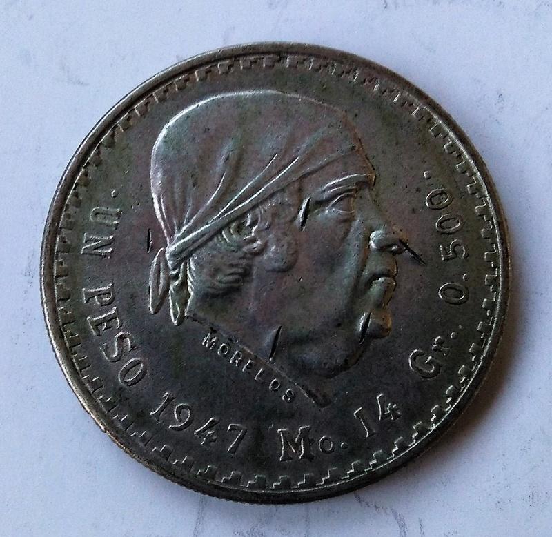 méxico - Monedas de 8 reales y 1 peso de México desde la Independencia. Img_2162