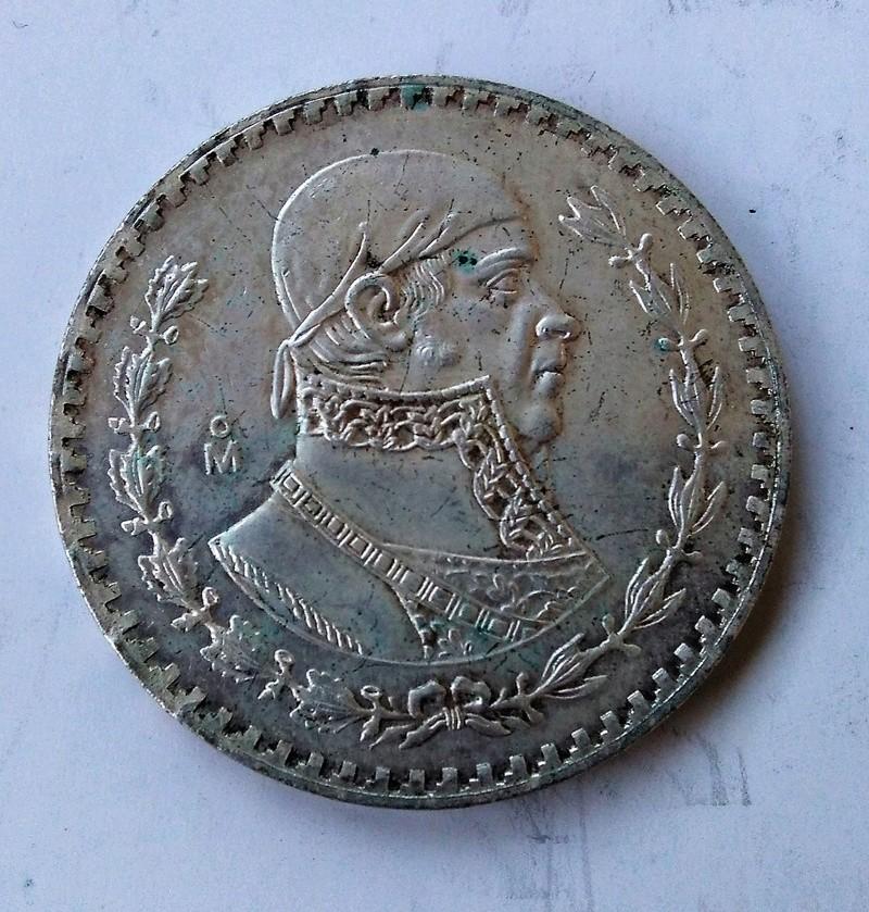 méxico - Monedas de 8 reales y 1 peso de México desde la Independencia. Img_2166