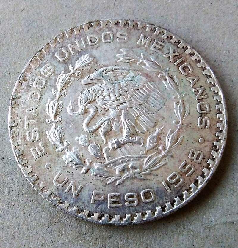 méxico - Monedas de 8 reales y 1 peso de México desde la Independencia. Img_2167