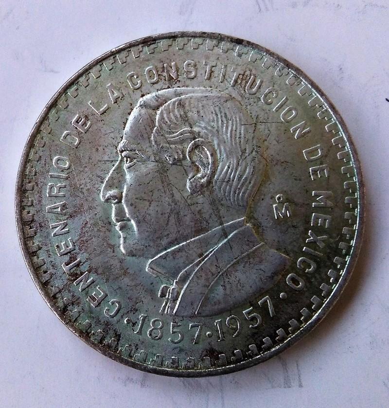 méxico - Monedas de 8 reales y 1 peso de México desde la Independencia. Img_2168