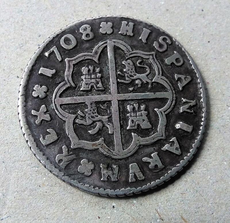 2 reales de Felipe V, ceca Valencia- de 1708 Img_2173