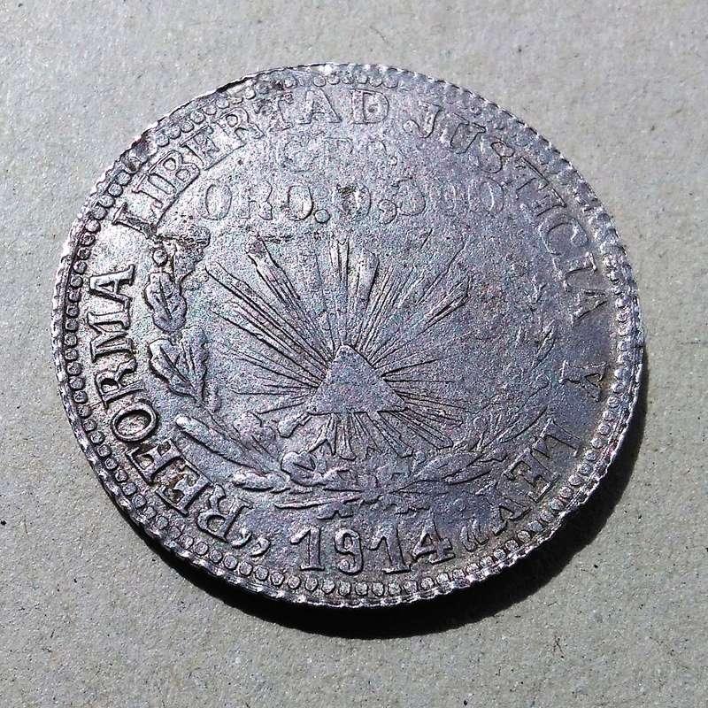 1 Peso 1914, de Emiliano Zapata, Estado de Guerrero - para Ajuntachapas Img_2180
