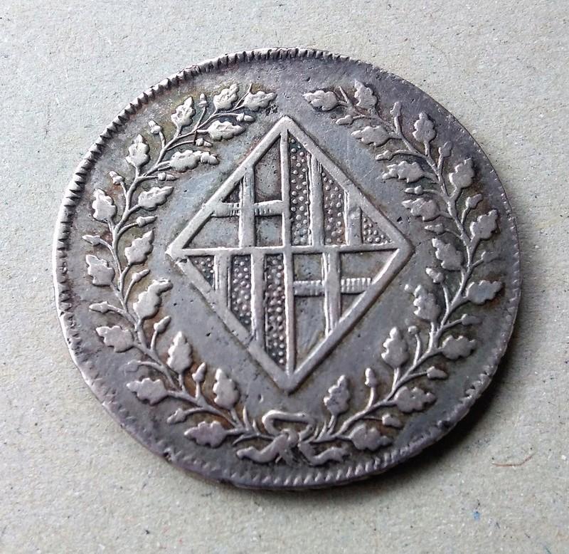 2 1/2 pesetas de 1809. José I. Barcelona. Ocupación francesa. Img_2193