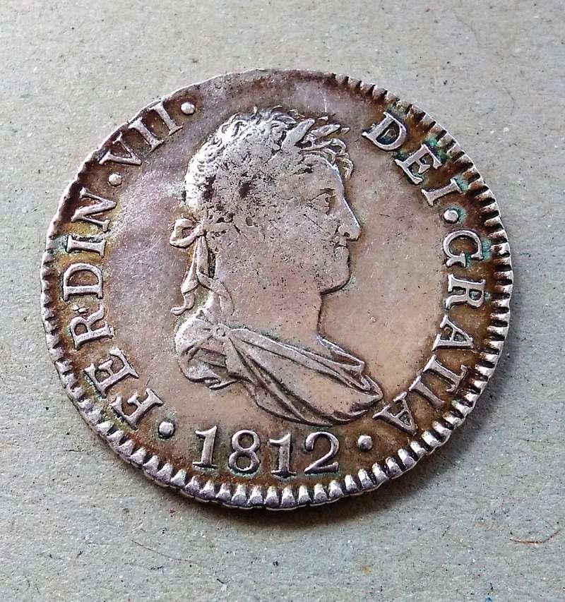 2 reales 1812. Fernando VII. Cádiz Img_2200