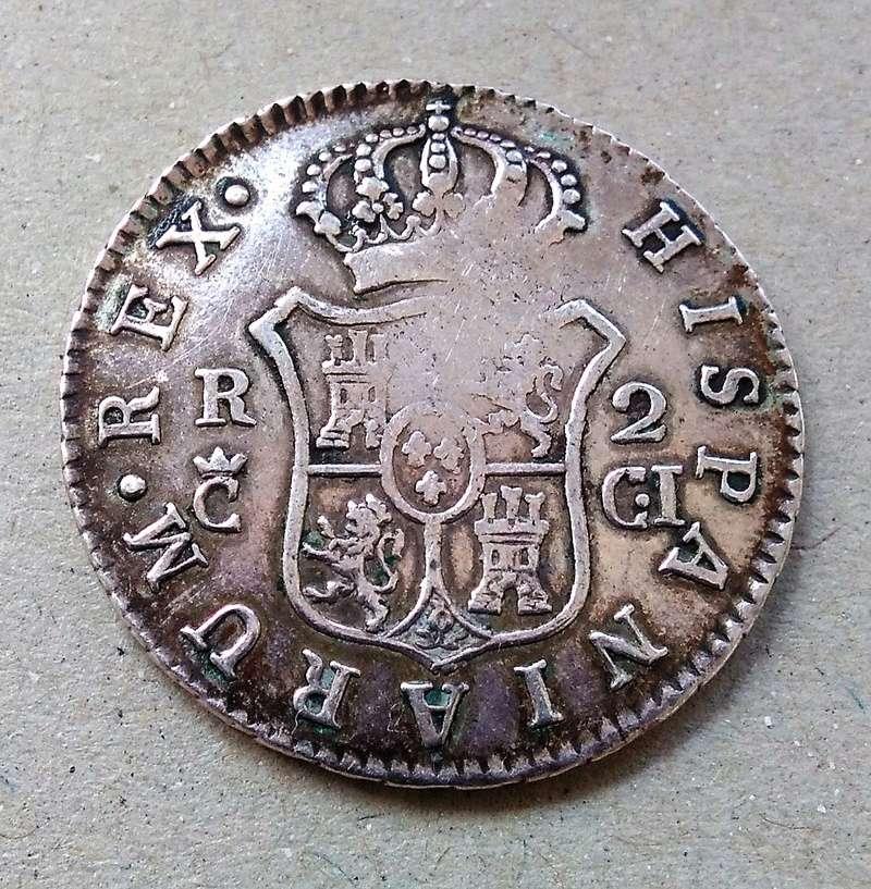 2 reales 1812. Fernando VII. Cádiz Img_2201