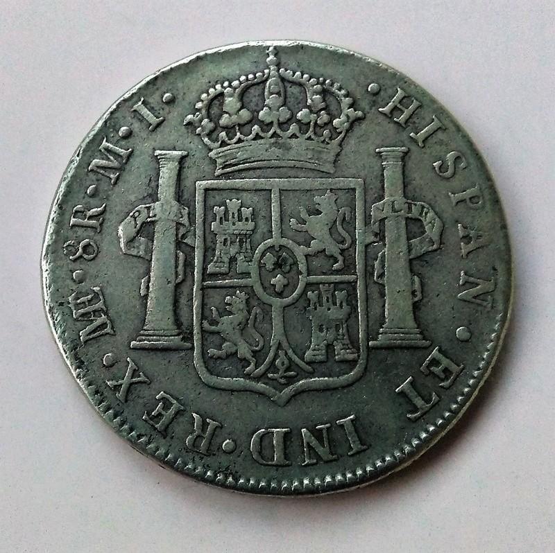 8 reales de Carlos III - Lima, 1786 Img_2216