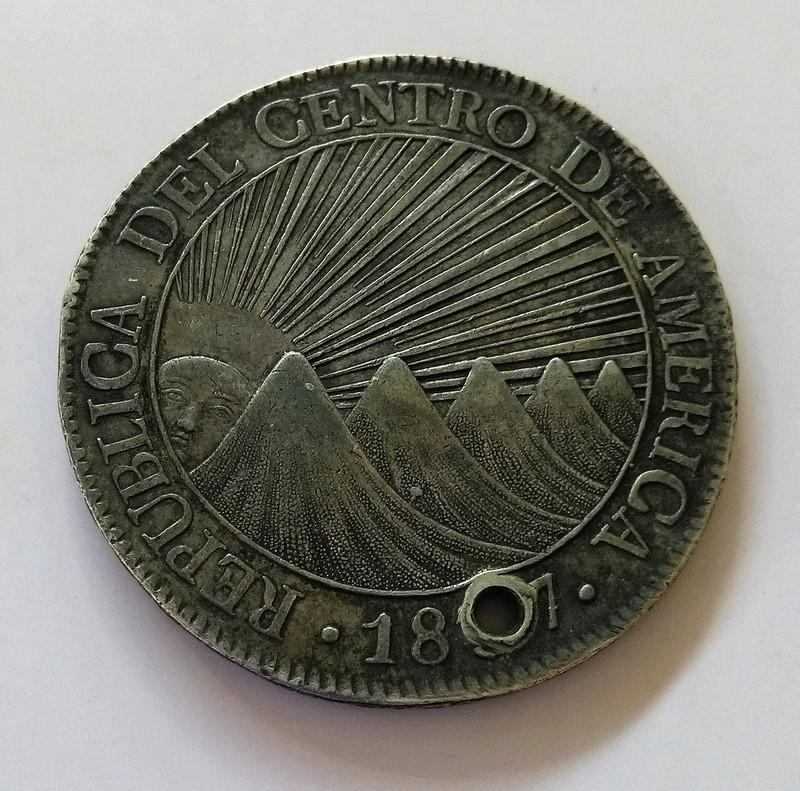 1894 guatemala - Monedas de 8 reales, pesos y quetzal de Guatemala, desde la Independencia Img_2231