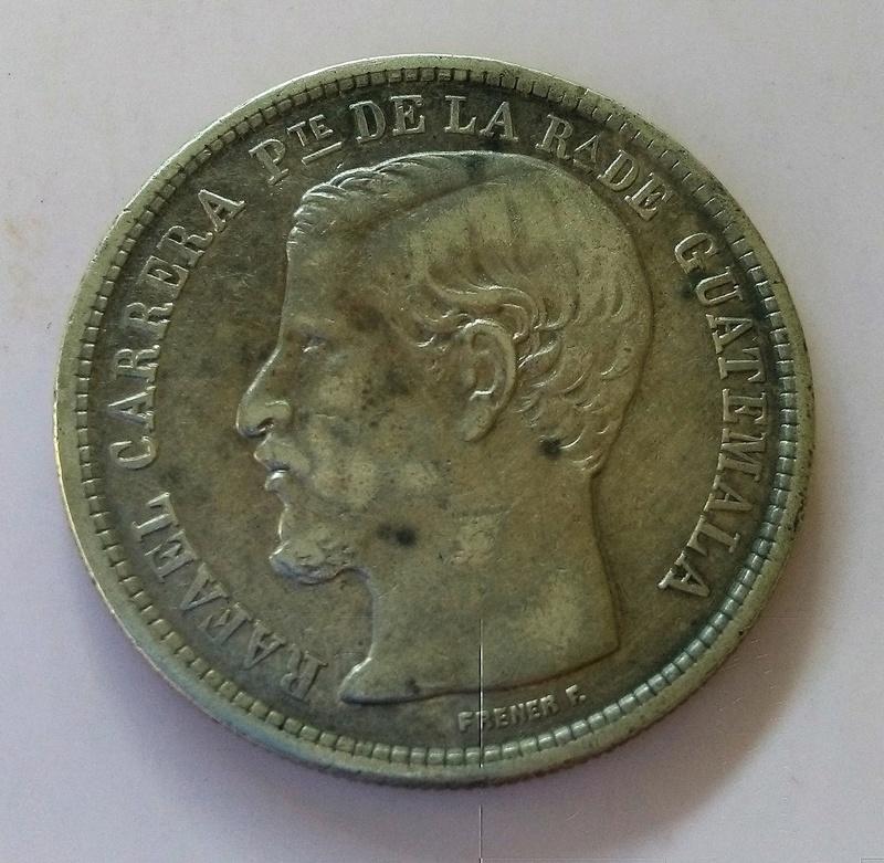 1894 guatemala - Monedas de 8 reales, pesos y quetzal de Guatemala, desde la Independencia Img_2237