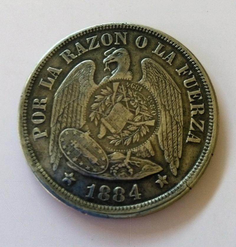 1894 guatemala - Monedas de 8 reales, pesos y quetzal de Guatemala, desde la Independencia Img_2241