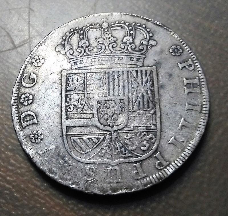 8 reales de Sevilla 1730 - Felipe V Img_2269
