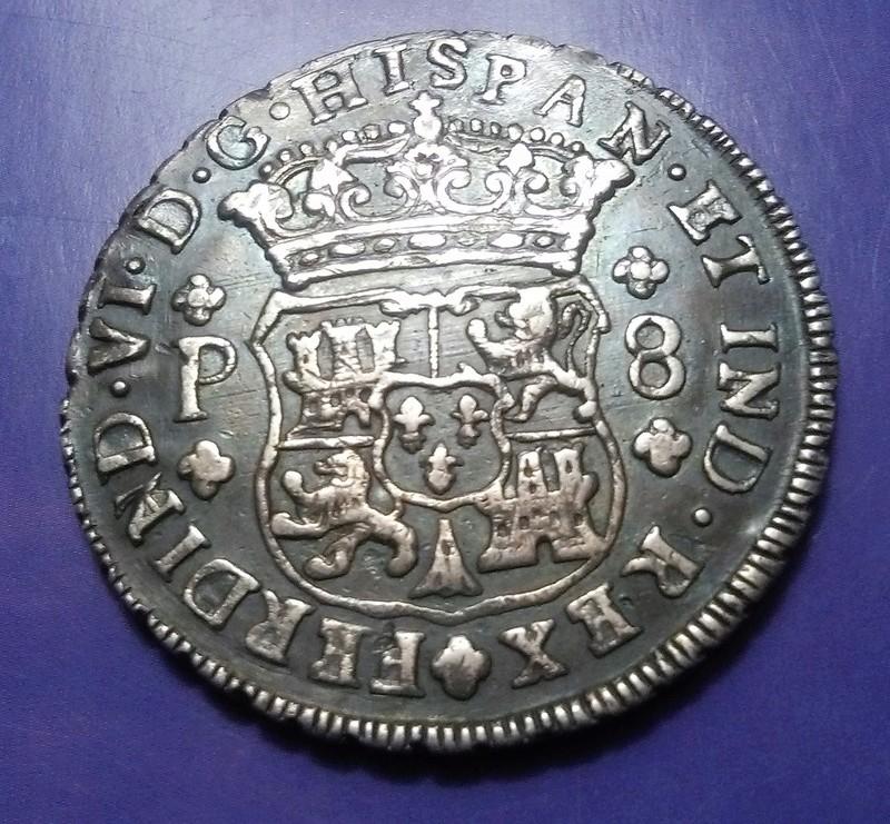 8 reales, Fernando VI -ceca de  Guatemala-1759 Img_2279