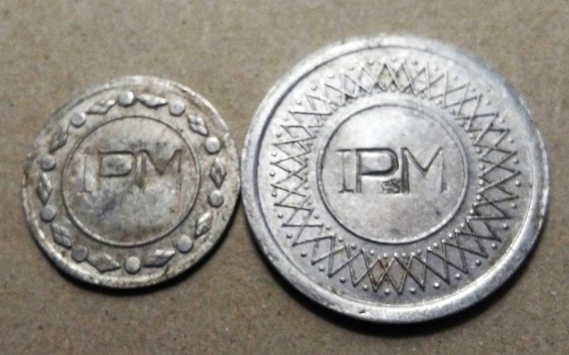 GUERRA CIVIL EN CATALUÑA: Monedas de emergencia y necesidad. Img_2307