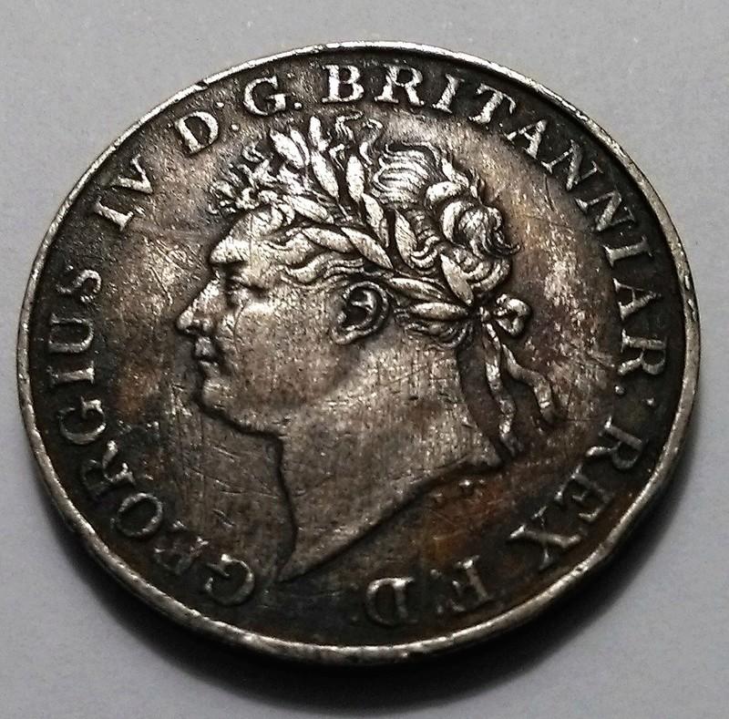 1 Rix Dollar, de Jorge IV, Ceilán Británico, 1821 Img_2320