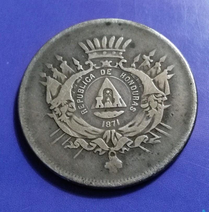 CENTROAMÉRICA: Monedas herederas de los 8 reales desde la Independencia Img_2333