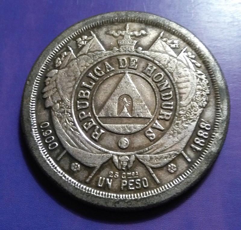 CENTROAMÉRICA: Monedas herederas de los 8 reales desde la Independencia Img_2335