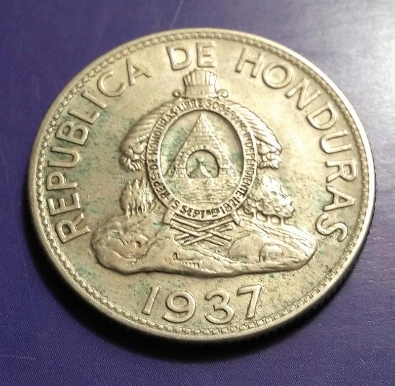 CENTROAMÉRICA: Monedas herederas de los 8 reales desde la Independencia Img_2337