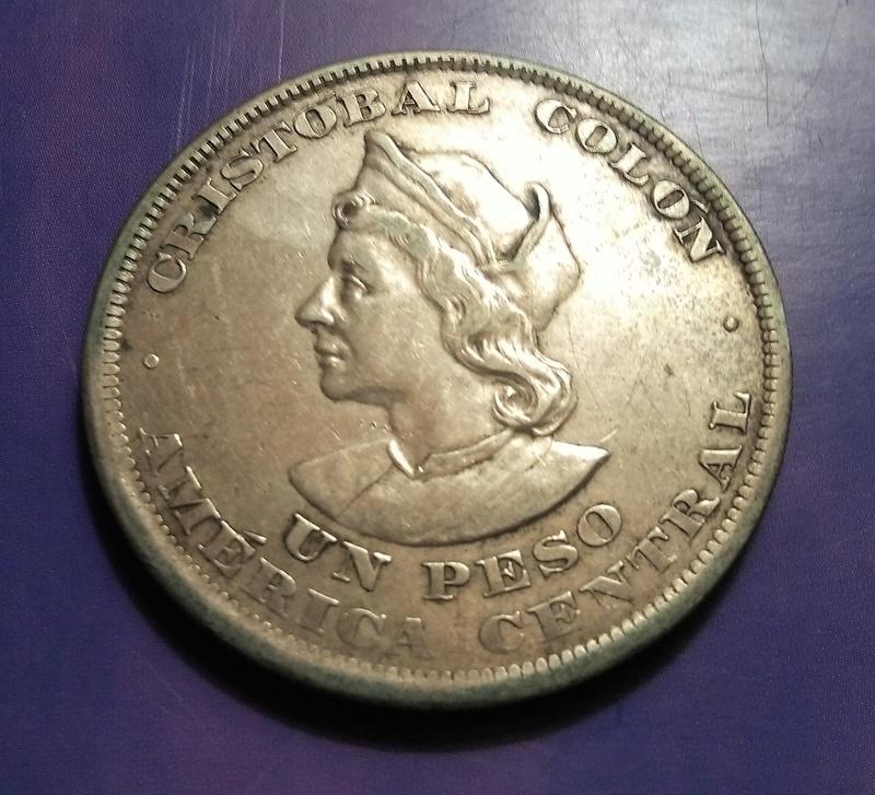 CENTROAMÉRICA: Monedas herederas de los 8 reales desde la Independencia Img_2338