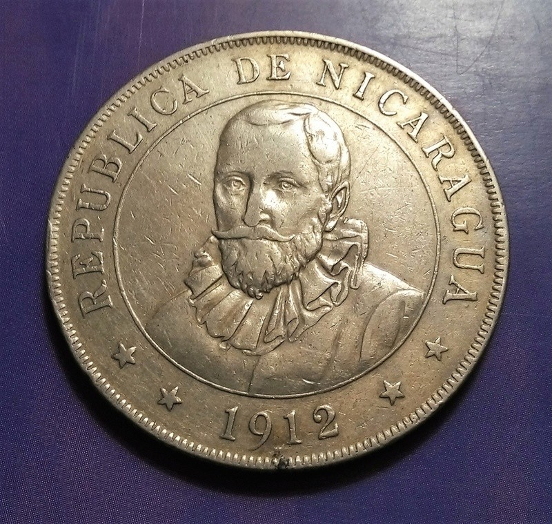 CENTROAMÉRICA: Monedas herederas de los 8 reales desde la Independencia Img_2340