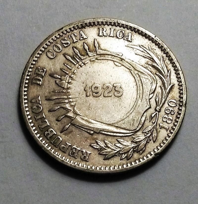CENTROAMÉRICA: Monedas herederas de los 8 reales desde la Independencia Img_2345
