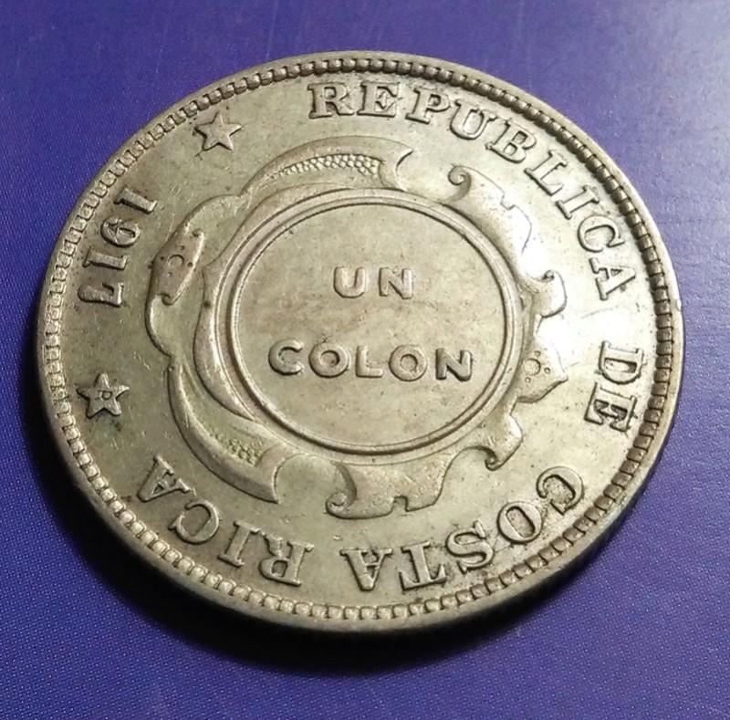 CENTROAMÉRICA: Monedas herederas de los 8 reales desde la Independencia Img_2346