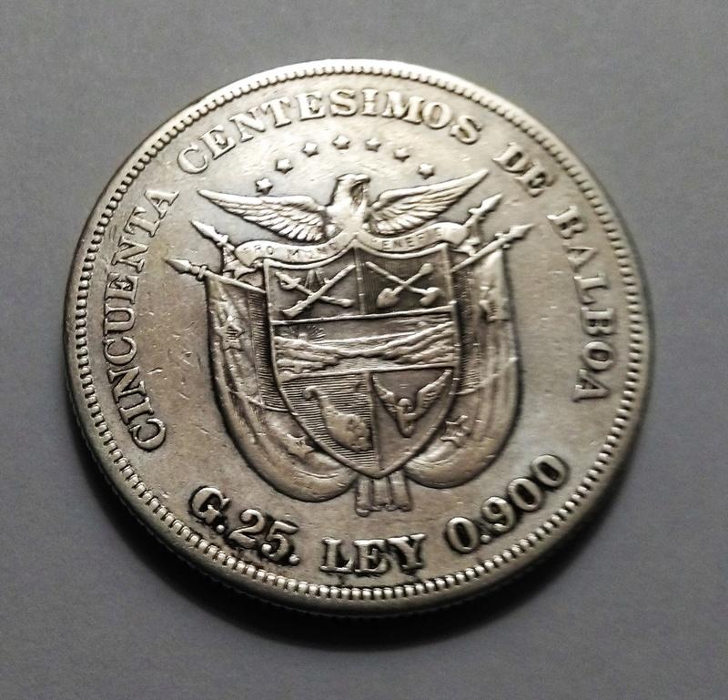 CENTROAMÉRICA: Monedas herederas de los 8 reales desde la Independencia Img_2349