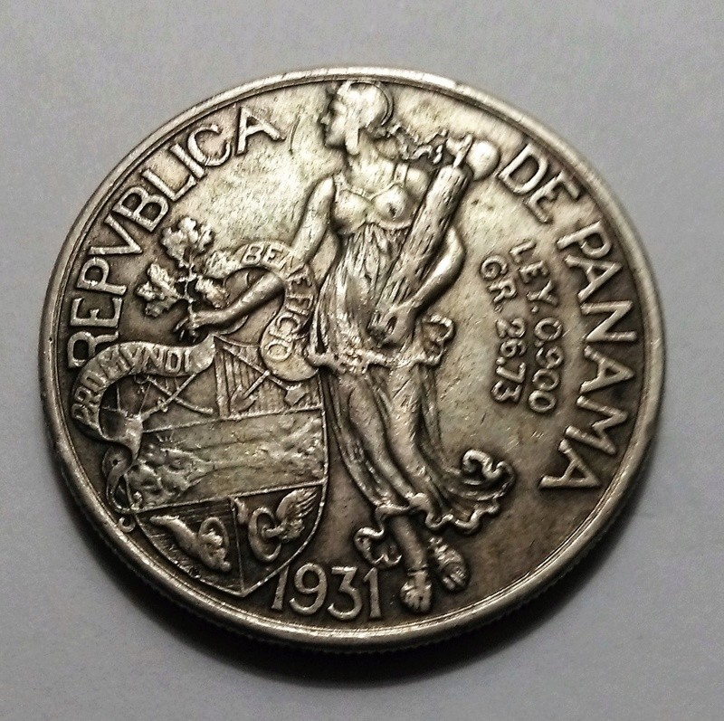 CENTROAMÉRICA: Monedas herederas de los 8 reales desde la Independencia Img_2351