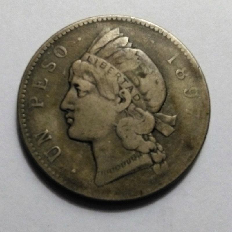 CENTROAMÉRICA: Monedas herederas de los 8 reales desde la Independencia Img_2364