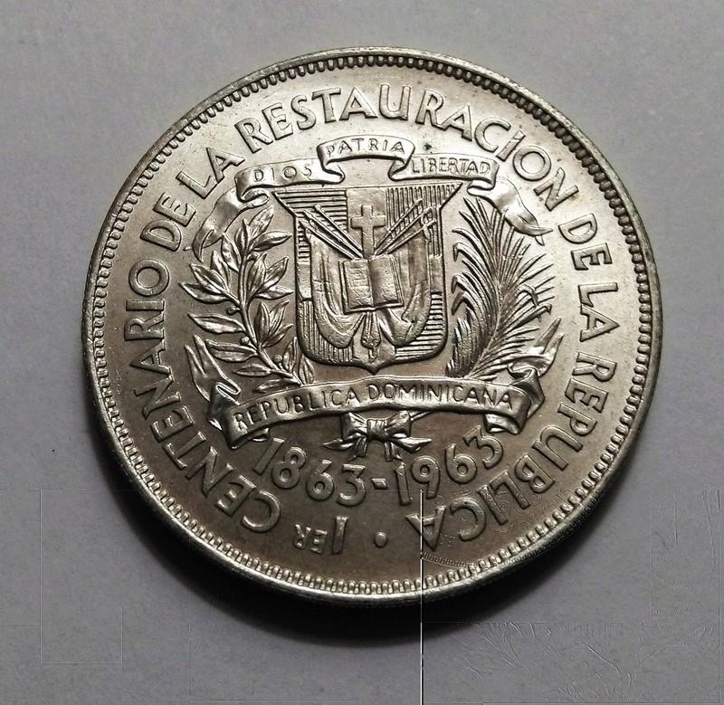 CENTROAMÉRICA: Monedas herederas de los 8 reales desde la Independencia Img_2367