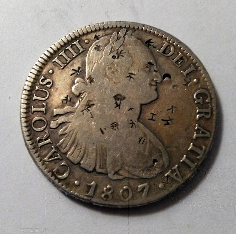 Cinco monedas para el Comercio mundial. Img_2377
