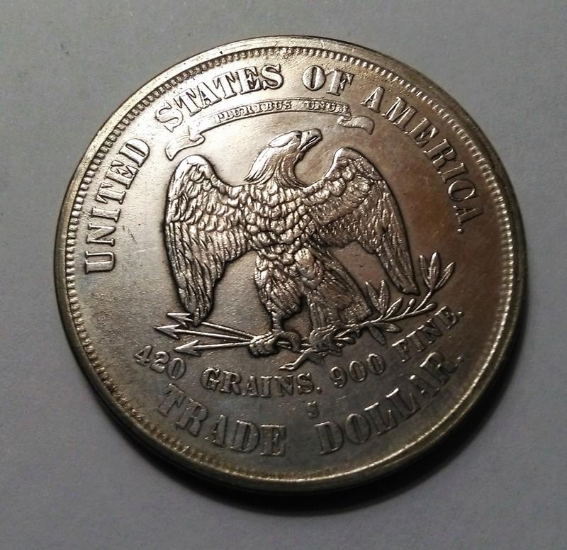 Cinco monedas para el Comercio mundial. Img_2384