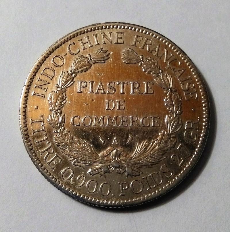 Cinco monedas para el Comercio mundial. Img_2388