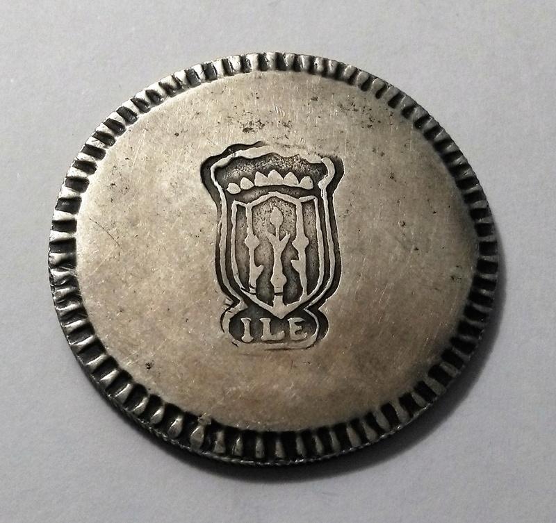 5 pesetas, 1809 - Fernando VII, Lérida Img_2398