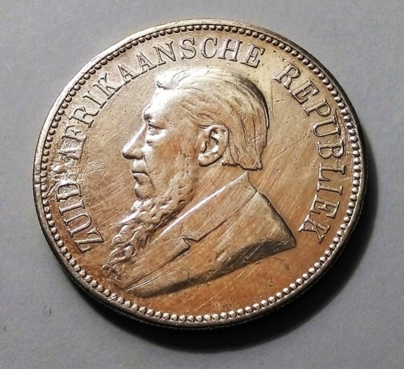 5 Shillings boers, Sudáfrica, 1892 Img_2403