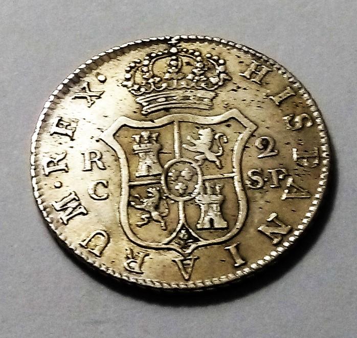 2 reales de 1813 - Fernando VII, Cataluña Img_2432